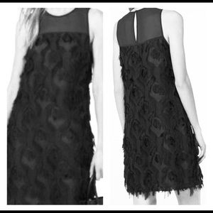 Black sleeveless dress NWT